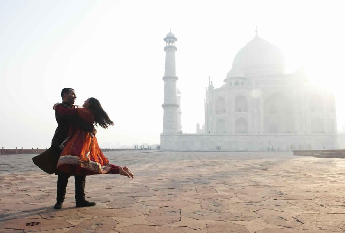 Agra - Taj Mahal Tour