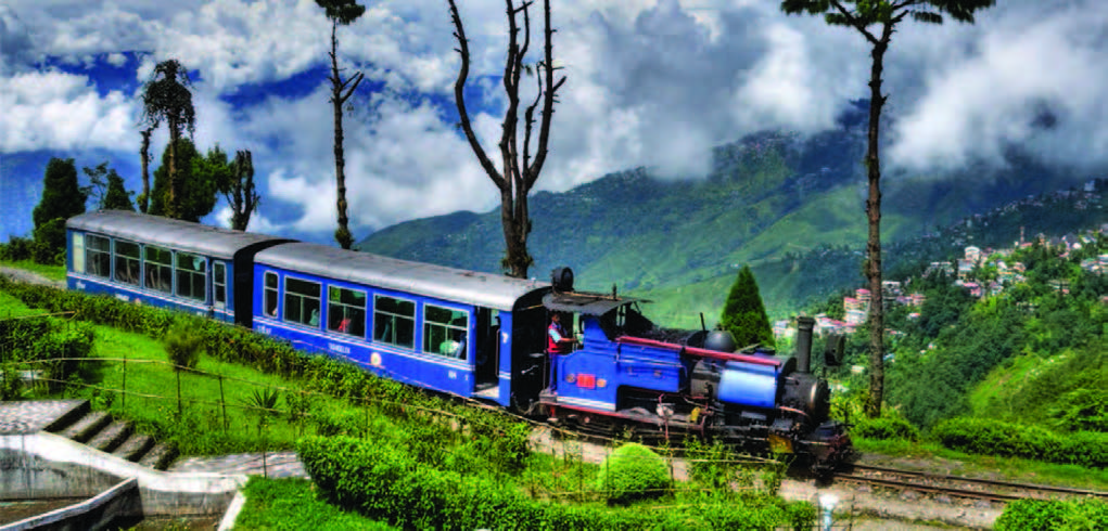 Darjeeling – Greenery and Tranquility All Around