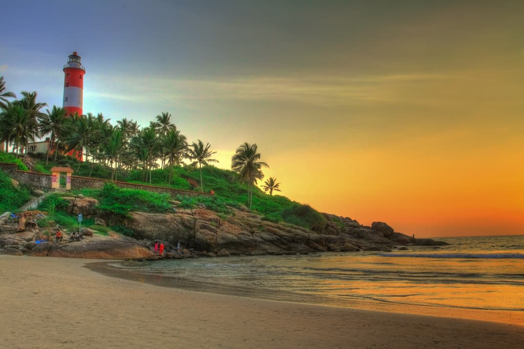 Kovalam – Romance on the Beach