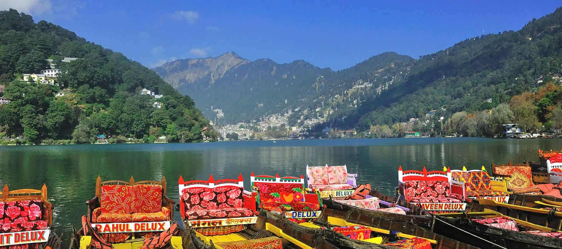 Nainital – Lake City in Uttarakhand