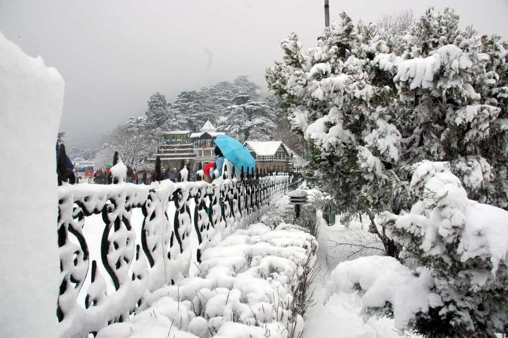 Shimla – Honeymoon on Beautiful Hills