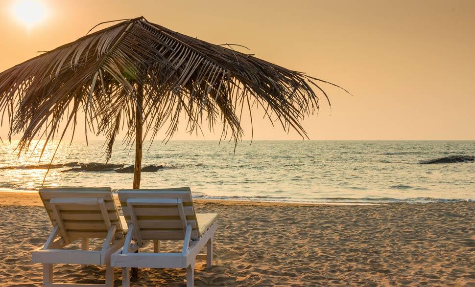 Goa Honeymoon Beach