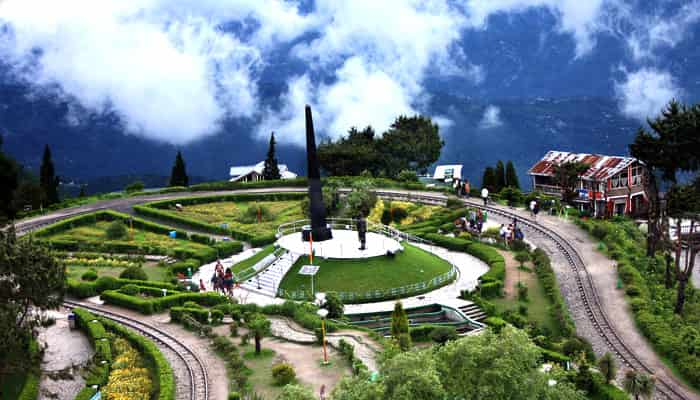 honeymoon in Darjeeling