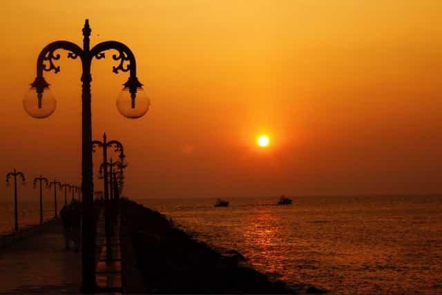 Beypore Beach kerala