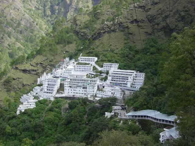 Katra vaishno-mata-mandir-Hill Stations in North India