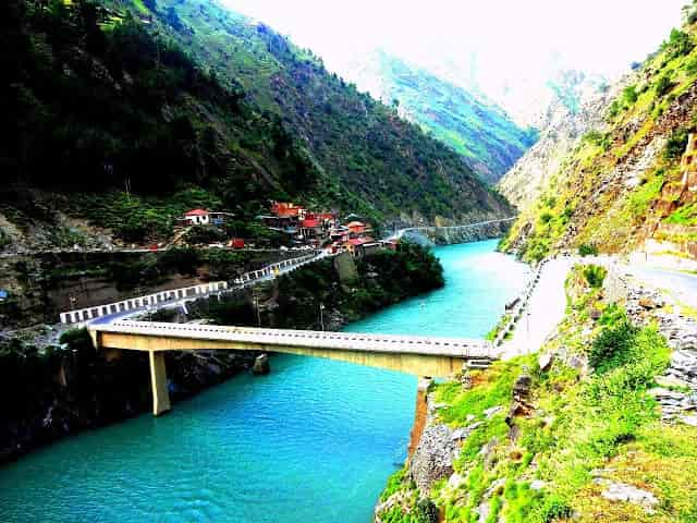 Kullu - hill stations in North India