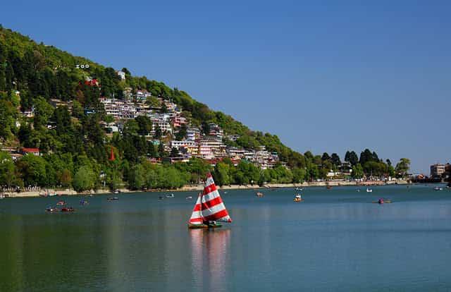 Nainital-Top 10 Hill Stations in North India