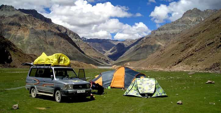 jeep safari in himachal pradesh