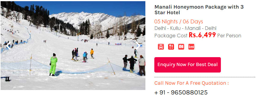 manali package 1