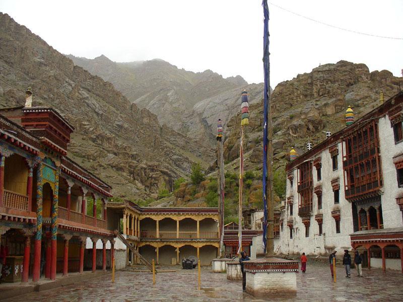 Hemis - top 10 best places to visit in Jammu & Kashmir