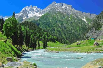 Sonamarg - Top 10 Best Places to Visit in Kashmir