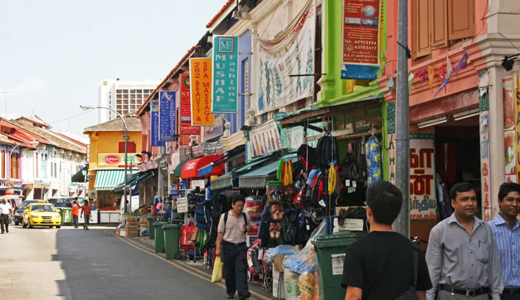Spend Time at Little India in Singapore