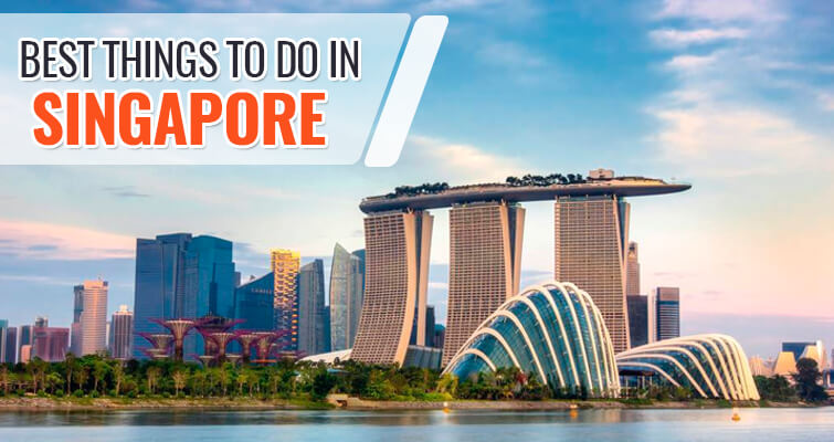 Top Things to Do in Singapore for Couples for a Memorable Honeymoon Trip