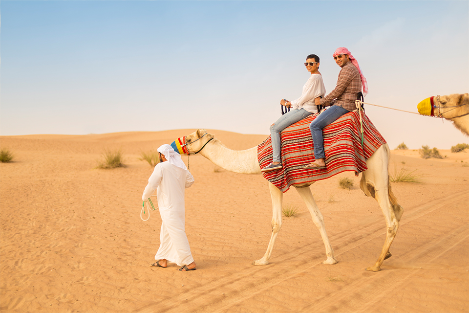 Experience Old Dubai in Natural Way through Desert Safari
