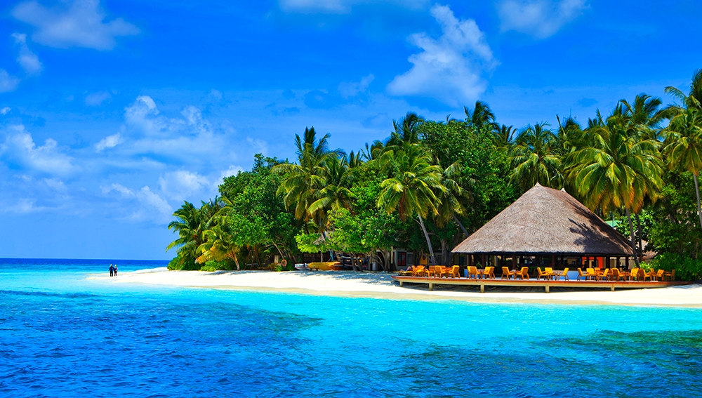 Angsana Ihuru honeymoon resorts in maldives