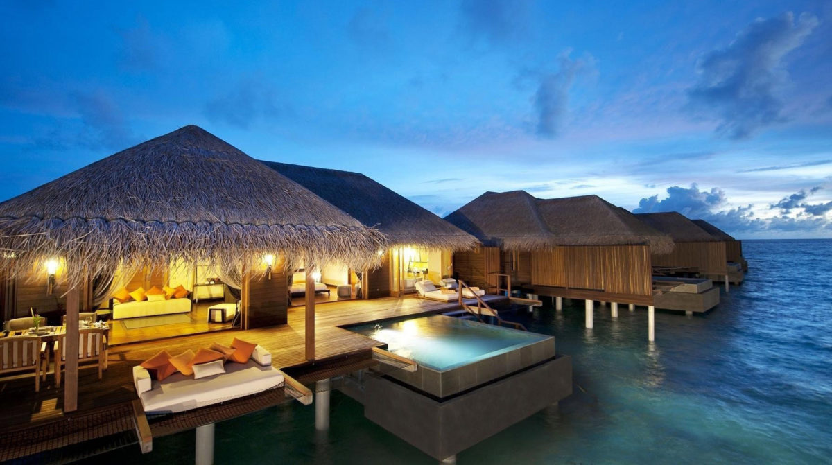 Ayada honeymoon resorts in maldives