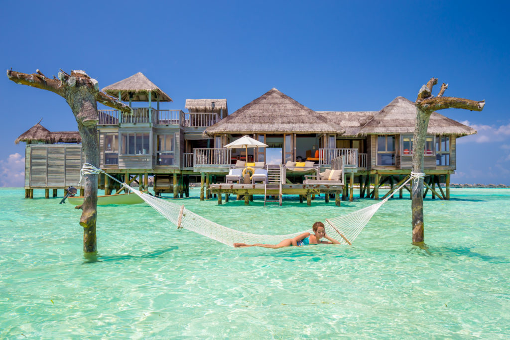 GILI LANKANFUSHI honeymoon resorts in maldives