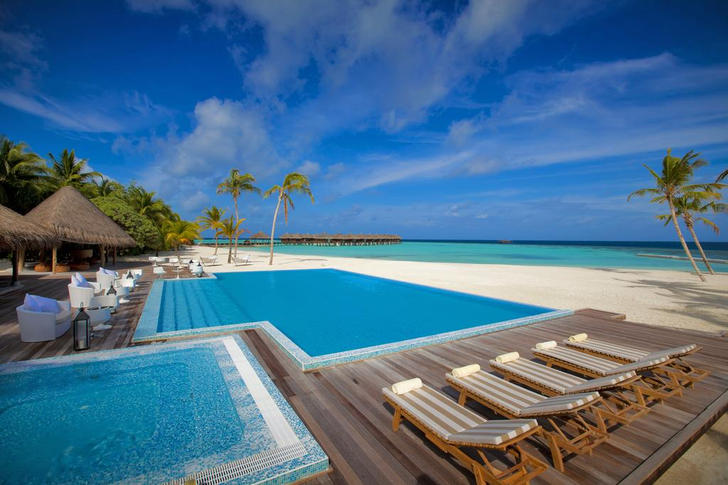 Maafushivaru resorts in maldives for honeymoon
