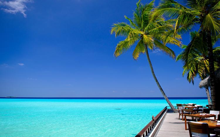 One & Only Reethi Rah resorts in maldives