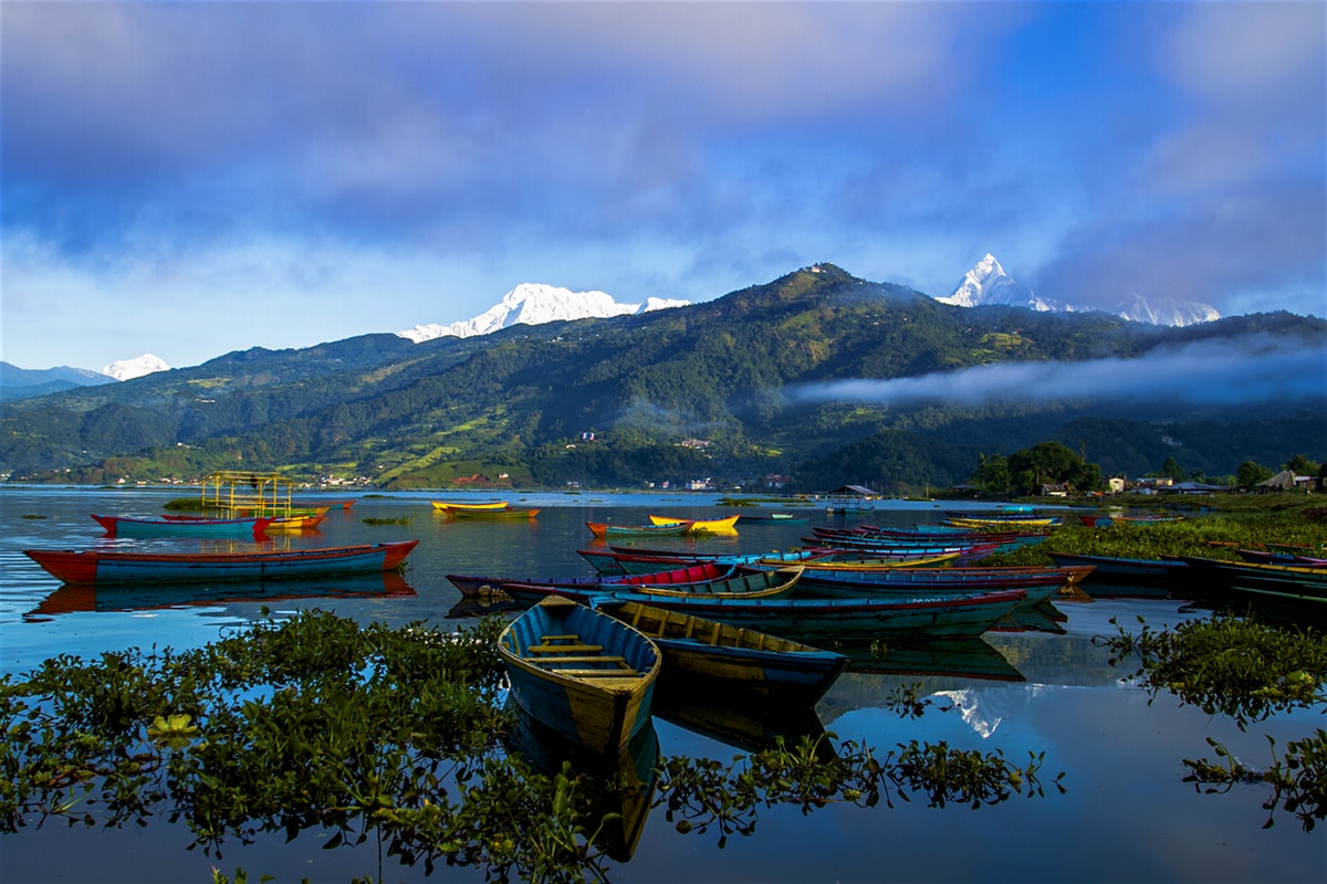 Pokhara - best honeymoon placees in nepal