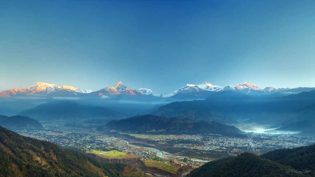 Sarangkot - nepal honeymoon destination