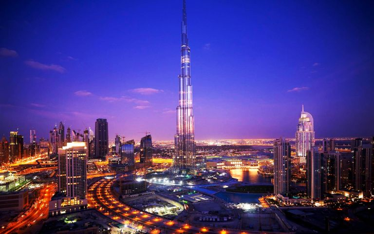 An Evening to Remember at BurjKhalifa