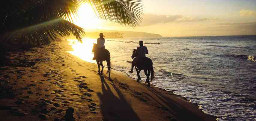 Get the Best Sunsets at Riambel Beach in Mauritius