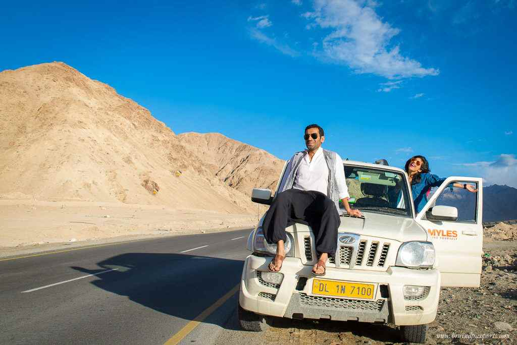 Head To The Drive-In Ladakh