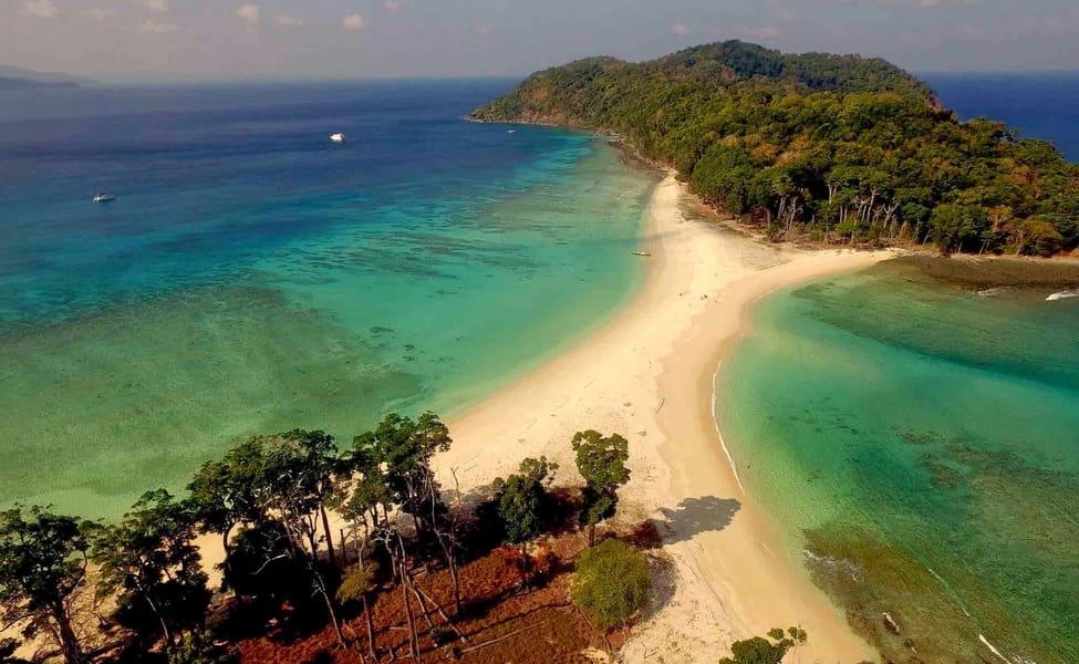 Andaman & Nicobar -Places to Visit in India with Girlfriend