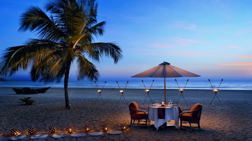 Goa - best place to visit in india with girlfriend