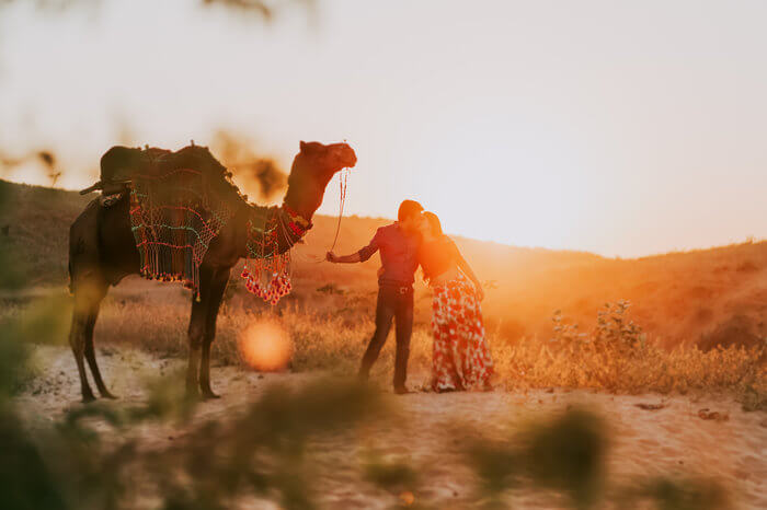 Rajasthan -romantic destinations in India with girlfriend