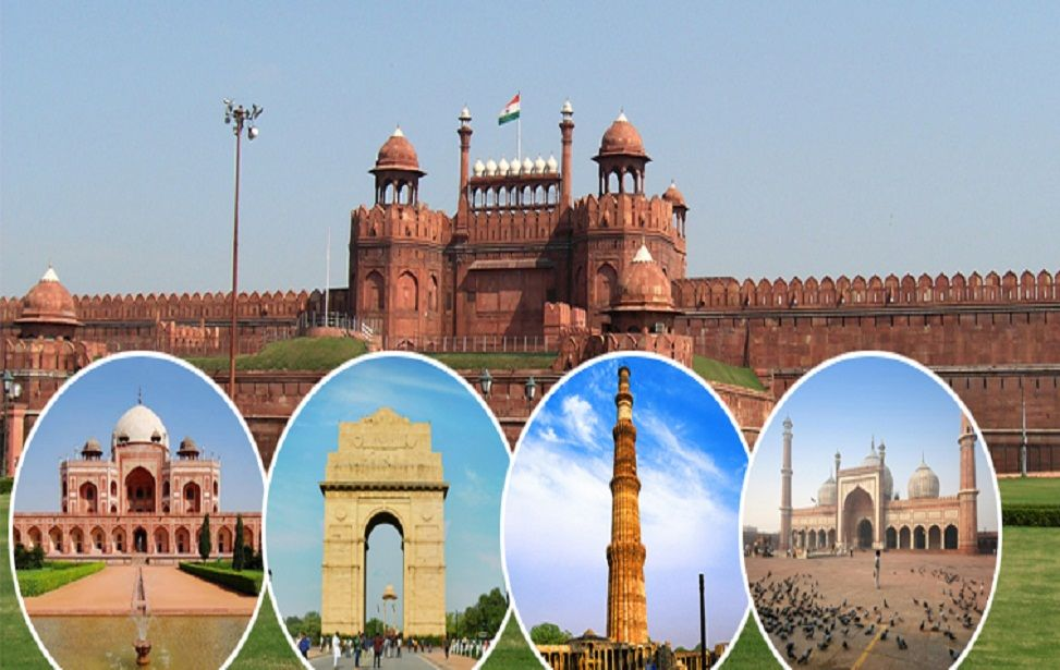 honeymoon in Delhi tour