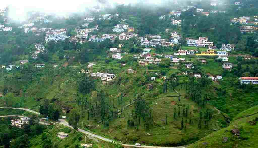 honeymoon in Mussoorie