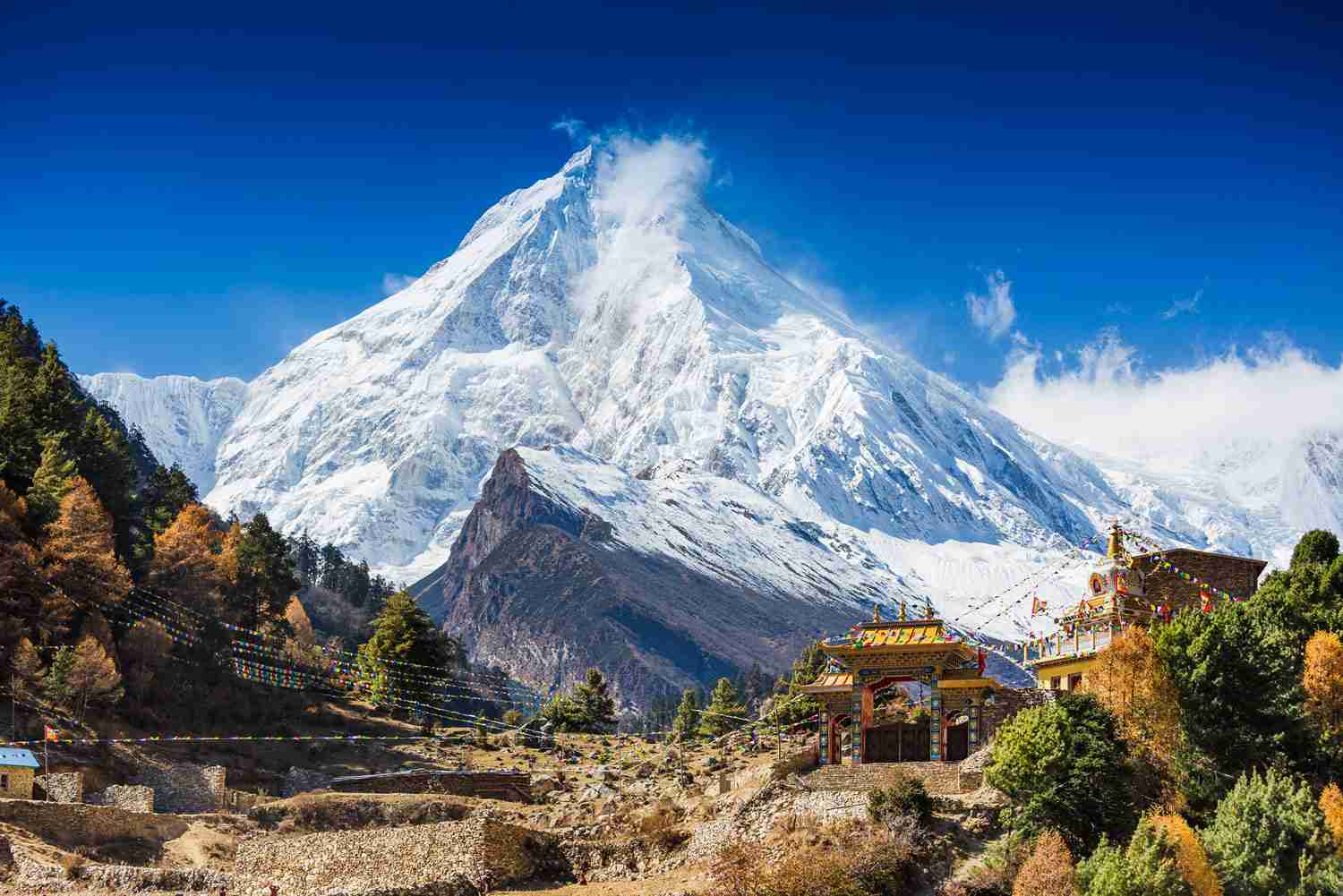 Nepal - on arrival visa country for indians