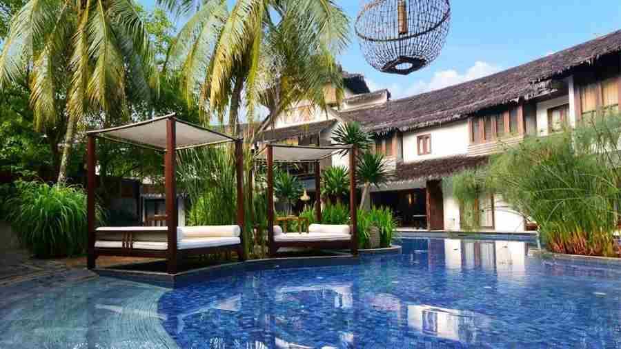 Villa Samadhi in Kuala Lumpur malaysia