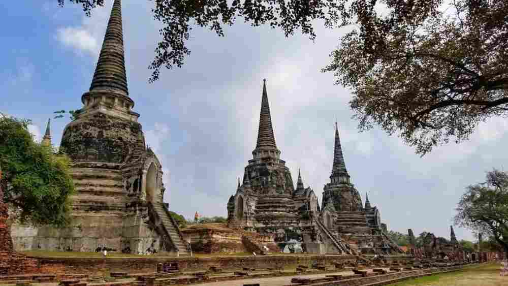 Historical Path- Ayutthaya