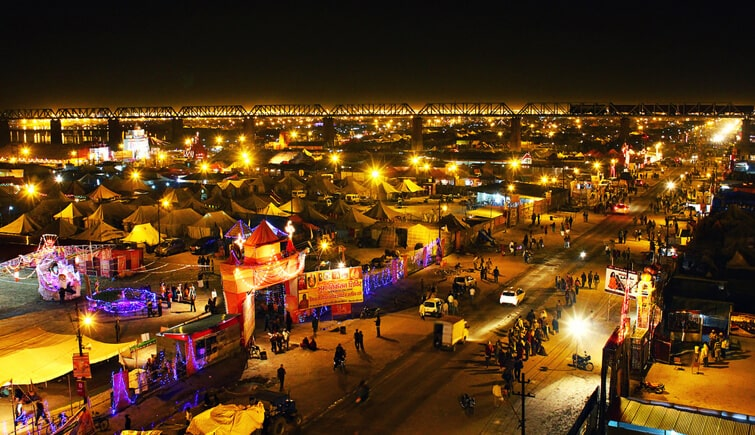 Camp Lifestyles Prayag Kumbh Mela