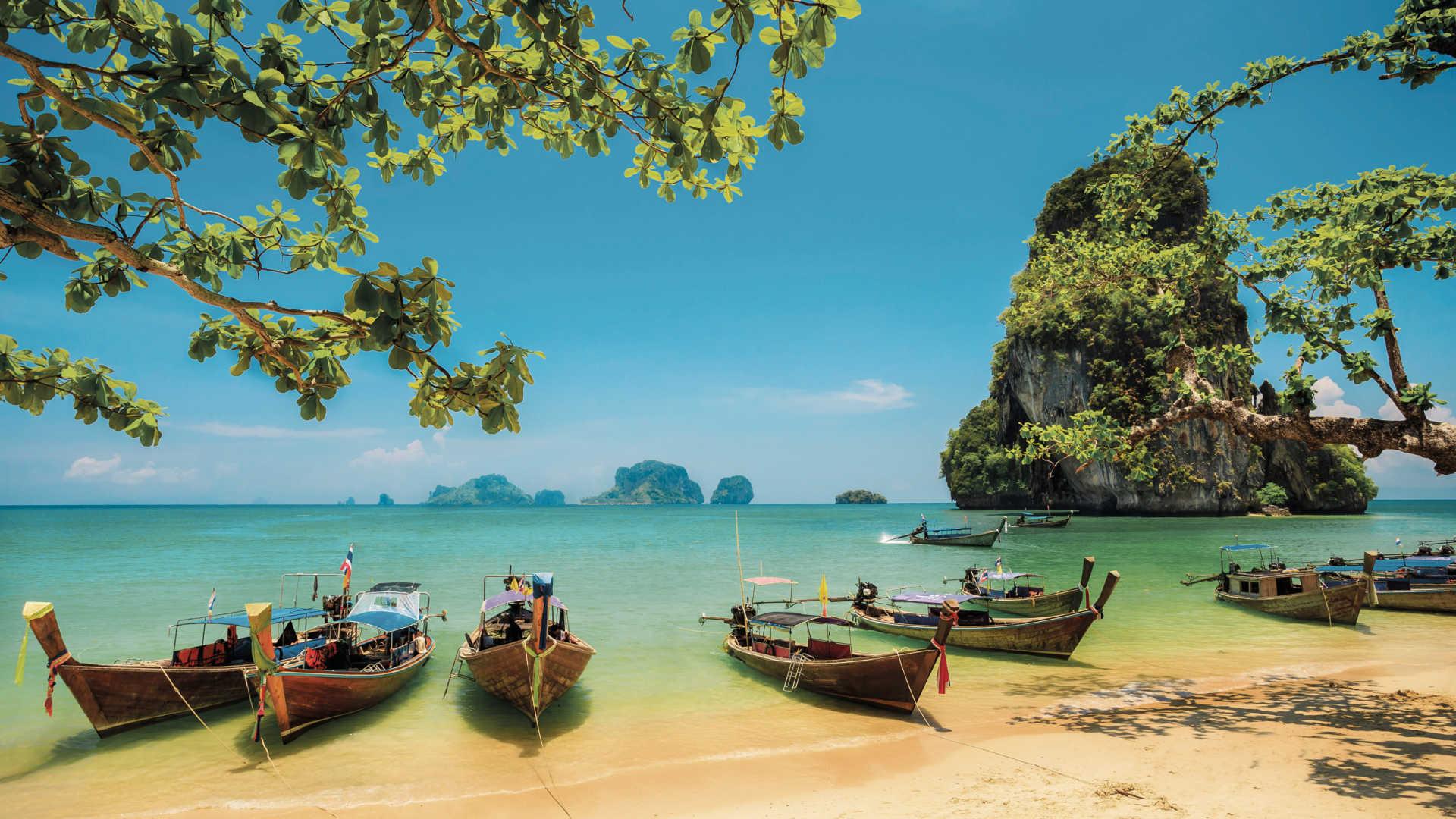 Thailand - cheap international destinations