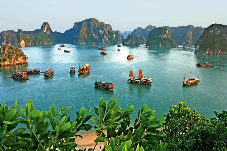 Vietnam - cheapest international destination