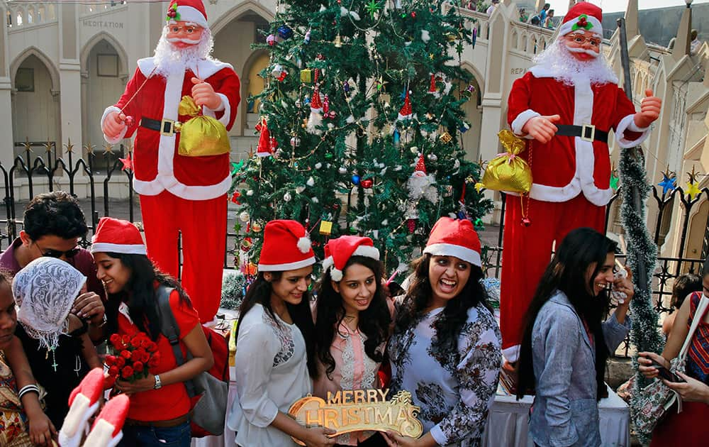 Christmas in Mumbai