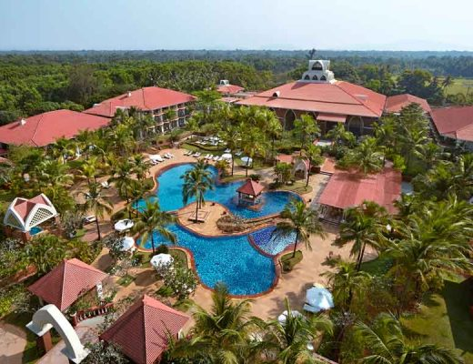 Top 10 Resorts in India for Honeymoon Couples