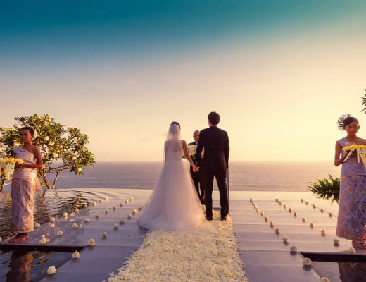 10 Impressive and Luxury Venues for That Fairytale Destination Wedding in Bali