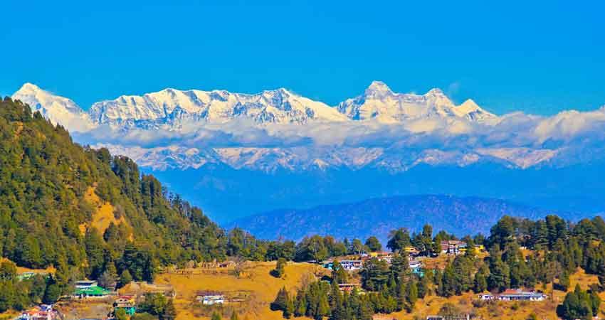 Kausani, Uttarakhand