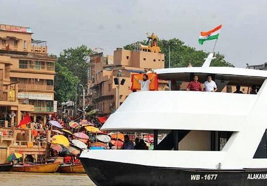 Varanasi River Cruise Is Every International Traveller's Dream Vacation