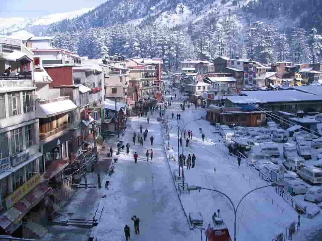 honeymoon destinations in manali