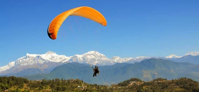 Paragliding-in-himachal-pradesh - Best things to do in Himachal