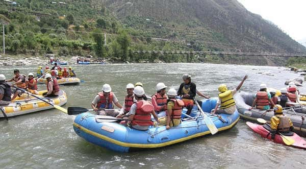 rafting-in-himachal - Best Things to do in Himachal