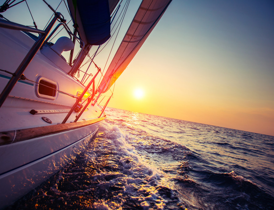 Romantic Honeymoon Destinations for a Sunset Cruise