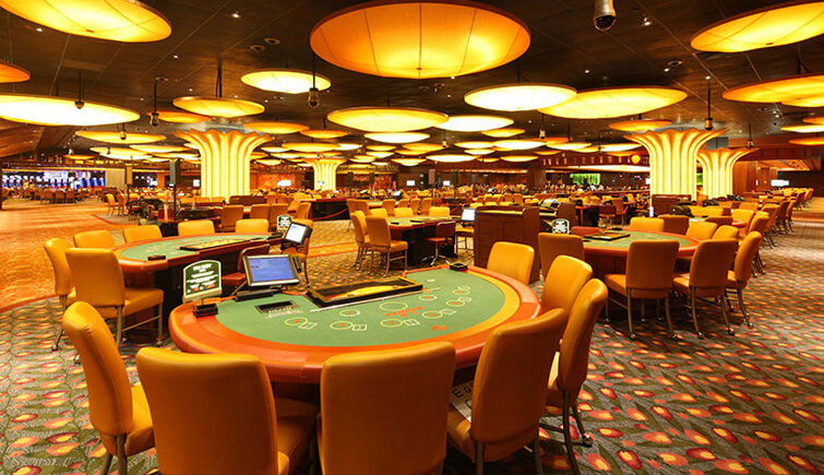 Enter the World of Casinos