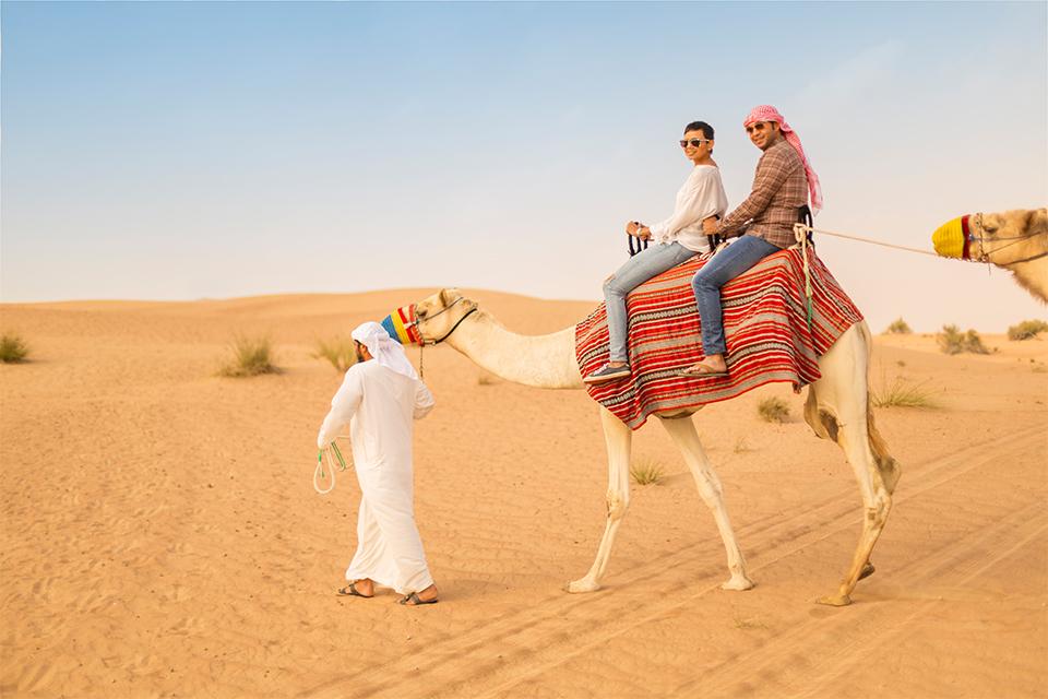 Experience Old Dubai in Natural Way through Desert Safari